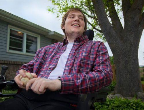 A Quadriplegic Takes The Mound In Milwaukee